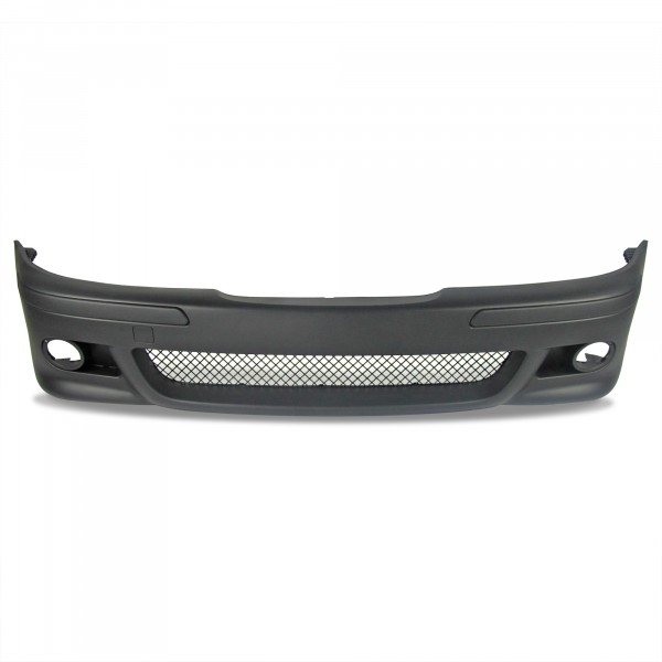 Front bumper incl. fog light cover and ledges suitable for BMW 5er E39 year 1996 - 2003
