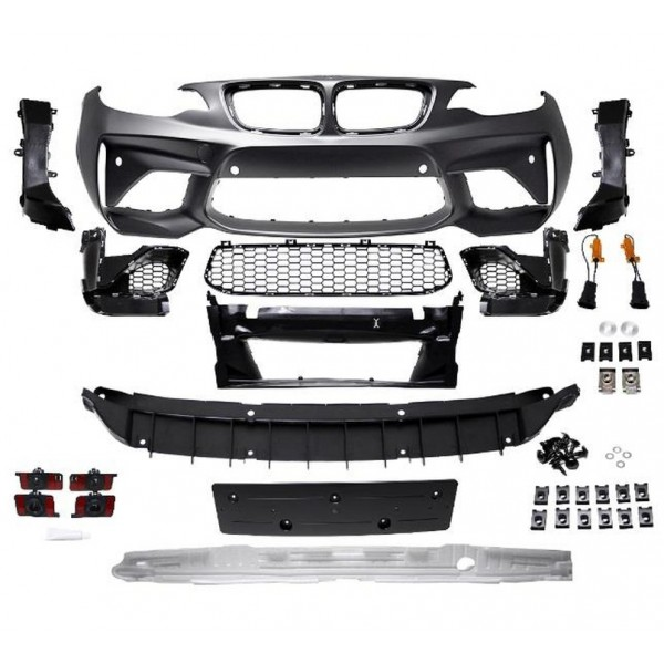 Sport Front Bumper BMW 2-Series F22 F23 Series or M-Sport+Accessoires