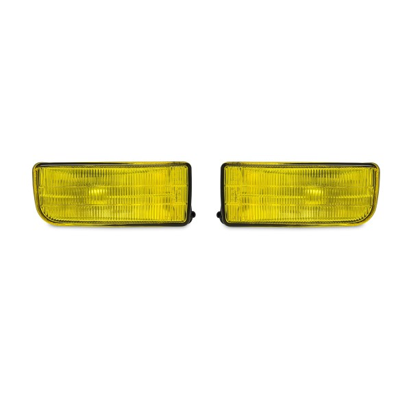 Fog lights yellow suitable for BMW E36 incl. M3 year 1992-1998