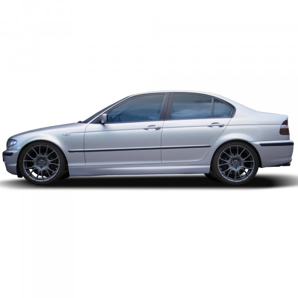 Side Skirts suitable for BMW E46 Limousine and Touring year 1998-2007