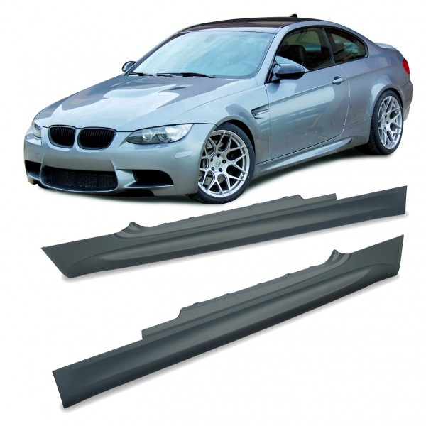 Side skirts suitable for BMW 3er E92 Coupe year 2007 - 2009