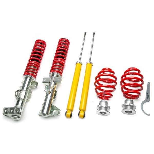 TA Technix coilover kit for BMW 3er Series E36 Sedan, Coupe, Cabriolet,Touring
