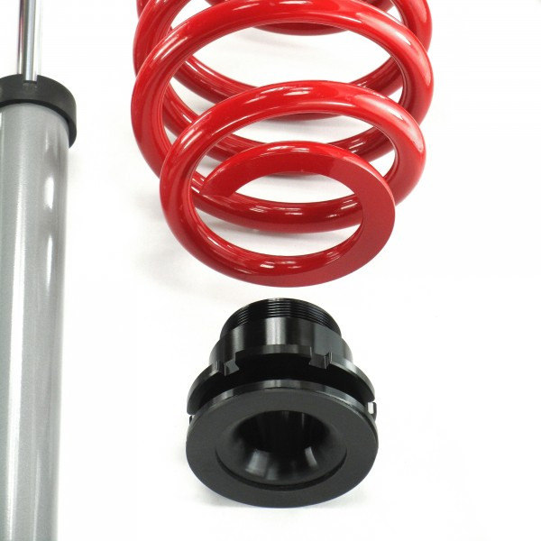 RedLine Coilover Kit suitable for BMW E46 4 and 6 cylinder all models year 1998 - 2005