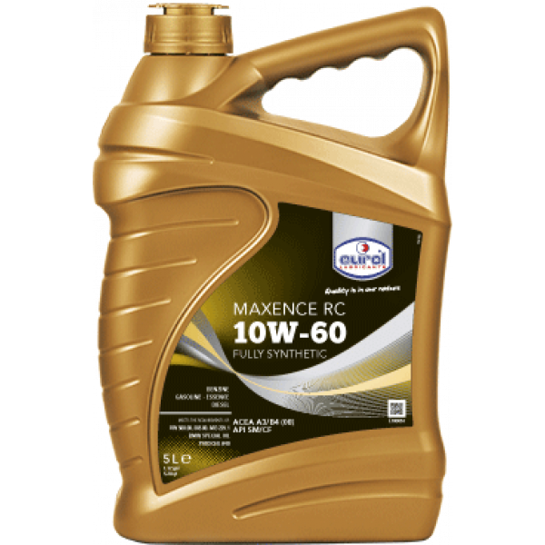 Oil 10W60 MAXENCE RC 5L
