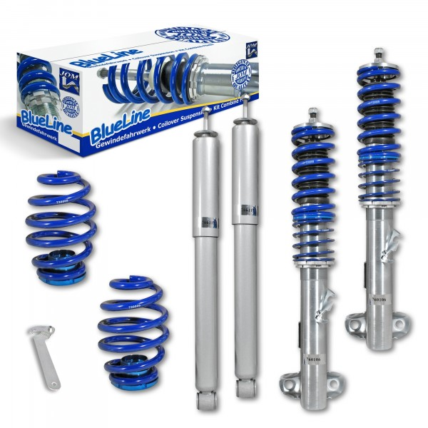 BlueLine Coilover Kit suitable for BMW E36 Compact year 1993-2000 741016