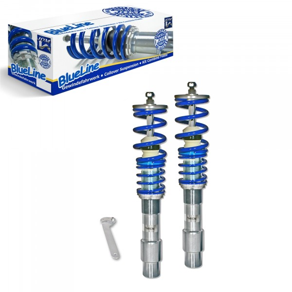 BlueLine Coilover Kit suitable for BMW 5er E61 Touring year 2004-2010, except vehilces with height control