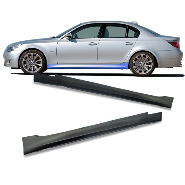 Side Skirts suitable for BMW 5er E60 Limousine and E61 Touring year 2003 - 2010