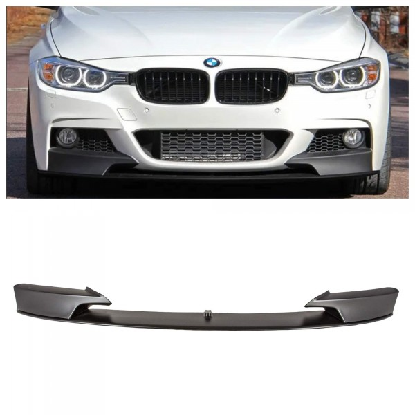 GENUINE OEM BMW M Performance F30 F31 Front Splitter 51192291364