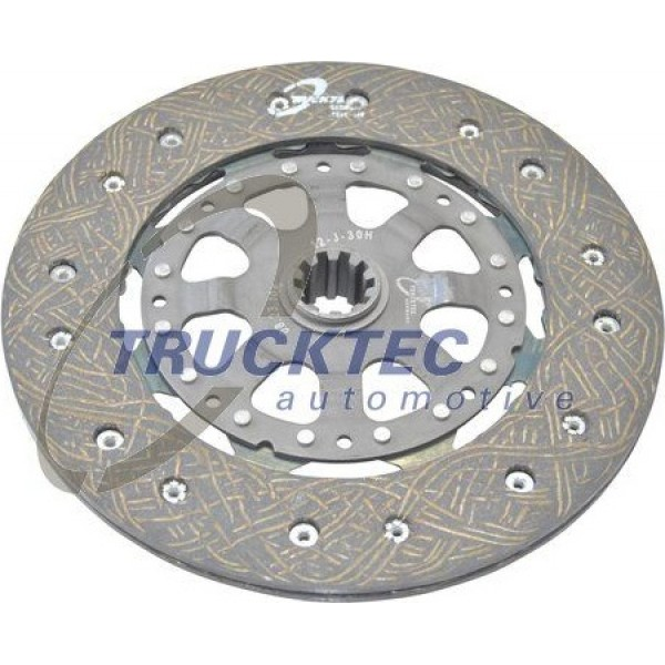 Clutch disk BMW E36 E34 E39 240mm TRUCKTEC AUTOMOTIVE 08.23.108